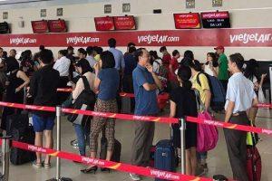 """Vietjet Air giành """"quán quân"""" về việc chậm chuyến trong năm 2018"""