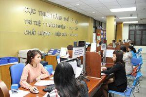 Hà Nội: Thu ngân sách ngành thuế vượt 3,9% dự toán
