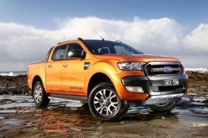Triệu hồi Ford Ranger do lỗi túi khí an toàn
