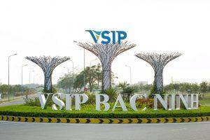 VSIP Bắc Ninh nhượng gần 25ha đất cho các nhà đầu tư