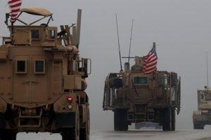 Tổng thống Trump tuyên bố Mỹ bắt đầu rút quân ra khỏi Syria
