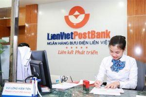 Bà Vũ Thu Hiền nhận chức Phó Tổng Giám đốc LienVietPostBank