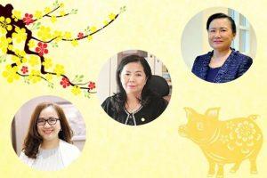 3 'nữ tướng' tuổi Hợi quyền lực trên thương trường Việt