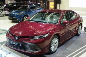 Thực hư việc Toyota Camry 2019 sẽ được nhập khẩu thay vì lắp ráp