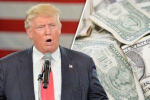 Ông Trump: Làm tổng thống là một trong những hoạt động thua lỗ lớn nhất