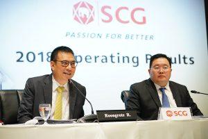 Doanh thu bán hàng của SCG tăng 6% so với cùng kỳ năm trước