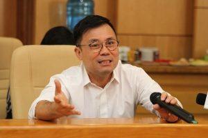 Ông Nguyễn Duy Hưng: 'Nhà đầu tư không sợ thua lỗ, họ sợ không công bằng và minh bạch'