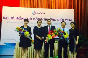 Công ty SASCO do ông Johnathan Hạnh Nguyễn làm Chủ tịch lãi đậm 2018
