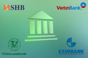 Bộ tứ ngân hàng lên sàn 10 năm trước giờ ra sao?