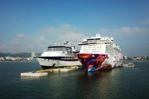 Cảng tàu khách quốc tế Hạ Long: Gỡ nút thắt cho du lịch tàu biển Quảng Ninh