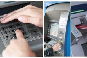 Cảnh báo nạn lừa đảo khi rút tiền, thanh toán trên mạng