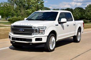 Ford triệu hồi 1,48 triệu chiếc F-150 liên quan tới lỗi hộp số