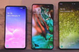 Điểm nhấn công nghệ tuần: Bộ 3 Galaxy S10 ra mắt, bán ở Việt Nam từ 8/3