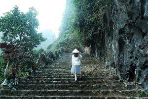 Không cần tới Trung Quốc, 'Vạn lý trường thành Việt Nam' cũng đẹp mê hồn