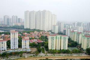 Nhộn nhịp thị trường căn hộ cho thuê