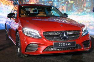 Mercedes-Benz Việt Nam ra mắt 3 phiên bản C-Class với giá từ 1,5 tỷ đồng