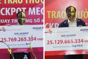 Vì sao 3 khách hàng cùng trúng giải Jackpot kỳ quay 396 nhưng tiền thưởng lại khác nhau?