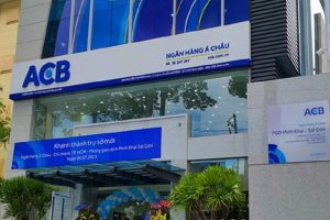 ACB dự kiến trả cổ tức bằng cổ phiếu để tăng vốn