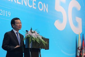 Bộ trưởng Bộ TT&TT: '5G sẽ là trụ cột của nền kinh tế số'