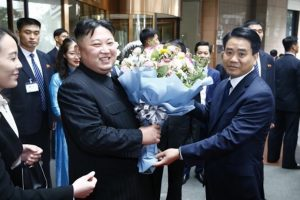 Chủ tịch Triều Tiên Kim Jong Un kết thúc chuyến thăm chính thức Việt Nam