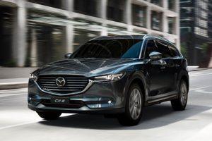 Mazda CX-8 sắp về Việt Nam?