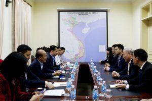 Tập đoàn Thái Bình Dương của Trung Quốc muốn đầu tư cao tốc Bắc – Nam 'to' như thế nào?