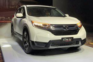 10 mẫu xe bán chạy nhất tháng 2/2019: Honda CR-V 'vượt mặt' Toyota Vios