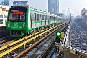 Dự kiến giá vé tàu điện Cát Linh – Hà Đông 15.000 đồng một lượt