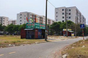 """Đà Nẵng: Xóa sổ những """"công ty"""" giao dịch bất động sản trong container sau 24h"""
