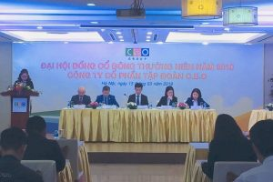 ĐHCĐ CEO Group: Sẽ thu từ River Silk City – Sông Xanh 1.000 tỷ, dịp 30/4 mở bán nhà phố tại Vân Đồn