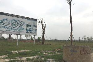 Rà soát lại 2.000 ha đất dự án đô thị bỏ hoang tại Mê Linh