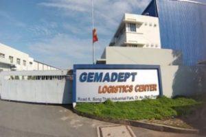 """KIM Vietnam Growth trở thành cổ đông lớn tại Gemadept sau khi """"gom"""" thành công 9,5 triệu cổ phiếu GMD"""