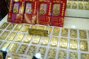 Giá vàng giảm nhẹ, cơ hội rộng mở cho vàng đi lên