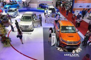 Ô tô từ Thái Lan và Indonesia chiếm đến 94% lượng xe nhập khẩu vào Việt Nam