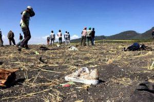 Vụ tai nạn máy bay Ethiopia làm 157 người từ hơn 30 quốc gia thiệt mạng