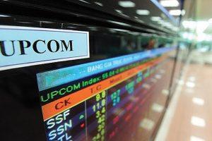 108 doanh nghiệp vào diện cảnh báo trên UPCoM