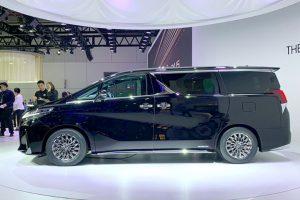 Lexus trình làng mẫu MPV cao cấp dành cho thị trường châu Á