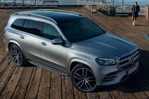 Mercedes-Benz GLS 2020 – đối thủ 'nặng ký' của BMW X7 lộ diện