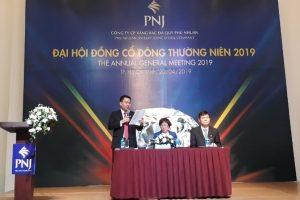 Năm 2019, Vàng bạc đá quý Phú Nhuận đặt mục tiêu lãi 1.000 tỷ đồng sau thuế