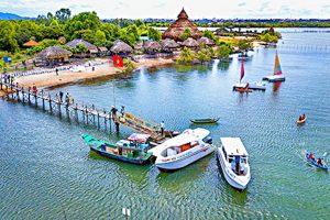 Tập đoàn Pháp đề xuất xây dựng dự án Đảo Ngọc Vũng Tàu