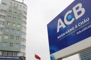 ACB: Lãi quý III tăng 19% lên 1.938 tỷ đồng, lũy kế 9 tháng tăng 16%