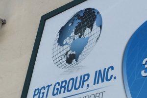 Cổ phiếu PGT vào diện cảnh báo