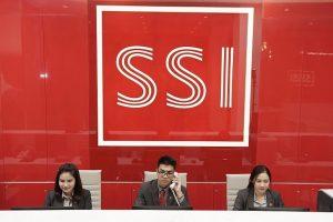 Thị phần môi giới cổ phiếu sàn HoSE quý I/2019: SSI trở lại ngôi đầu, VCSC rớt xuống vị trí thứ 3