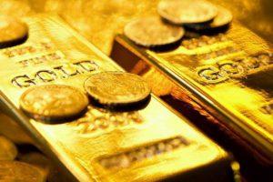 Giá vàng tăng mạnh, căng thẳng thương mại gia tăng?