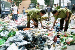 Hà Nội: Xử lý hơn 1.300 vụ buôn lậu, gian lận thương mại trong tháng 4