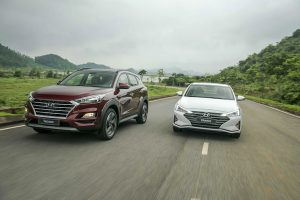Hyundai Tucson 'lên đời' cạnh tranh với Mazda CX-5