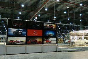 Cận cảnh nhà máy sản xuất ô tô hoành tráng của VinFast