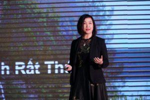 """Nữ tướng Pepsico Việt Nam: """"Thành công chính là sống trọn vẹn cuộc đời của chính mình"""""""