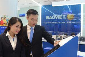 Tập đoàn Bảo Việt lãi ròng 455 tỷ đồng, đã chi 7.500 tỷ đồng tiền cổ tức