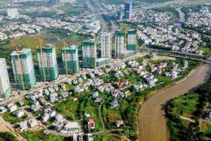 TP. HCM: Bất động sản khu Đông vào mùa cao điểm